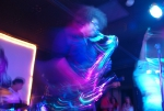 Jake Clemons Blowing hard at the Talkhouse